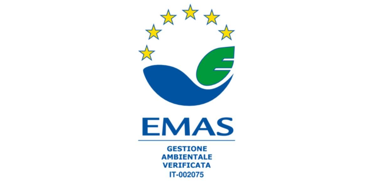 EMAS - Registrazione ottenuta IT-002075