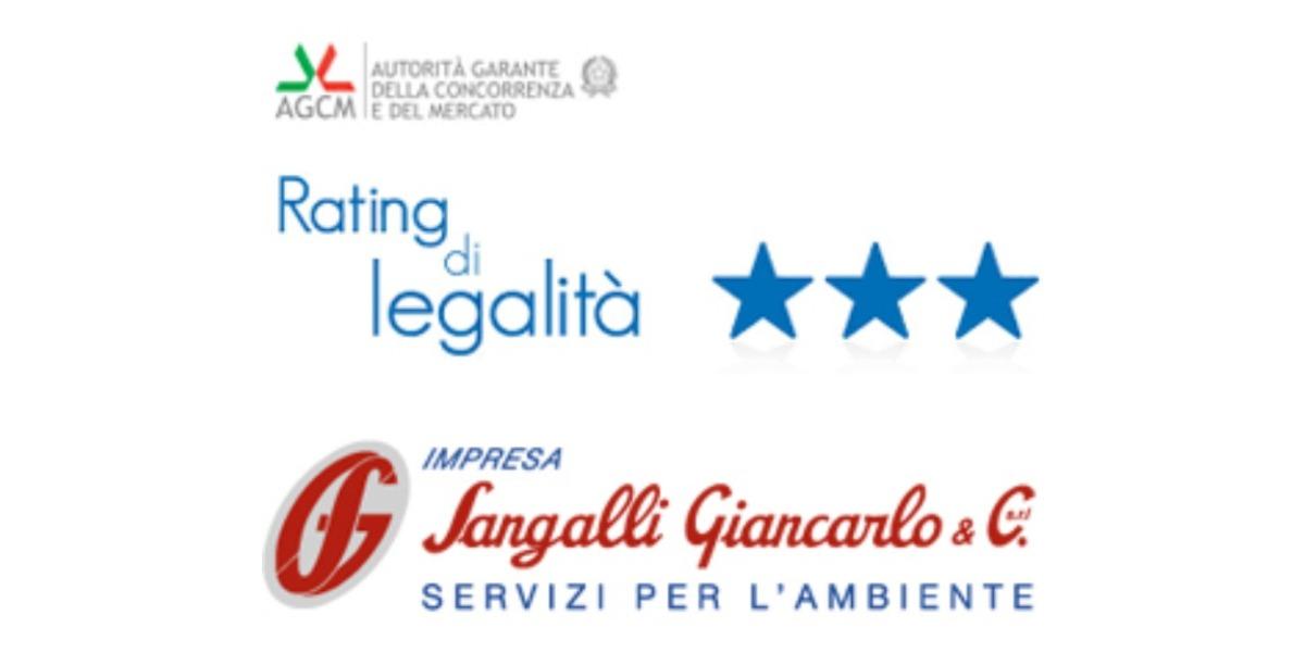 Rating Legalità - Impresa Sangalli